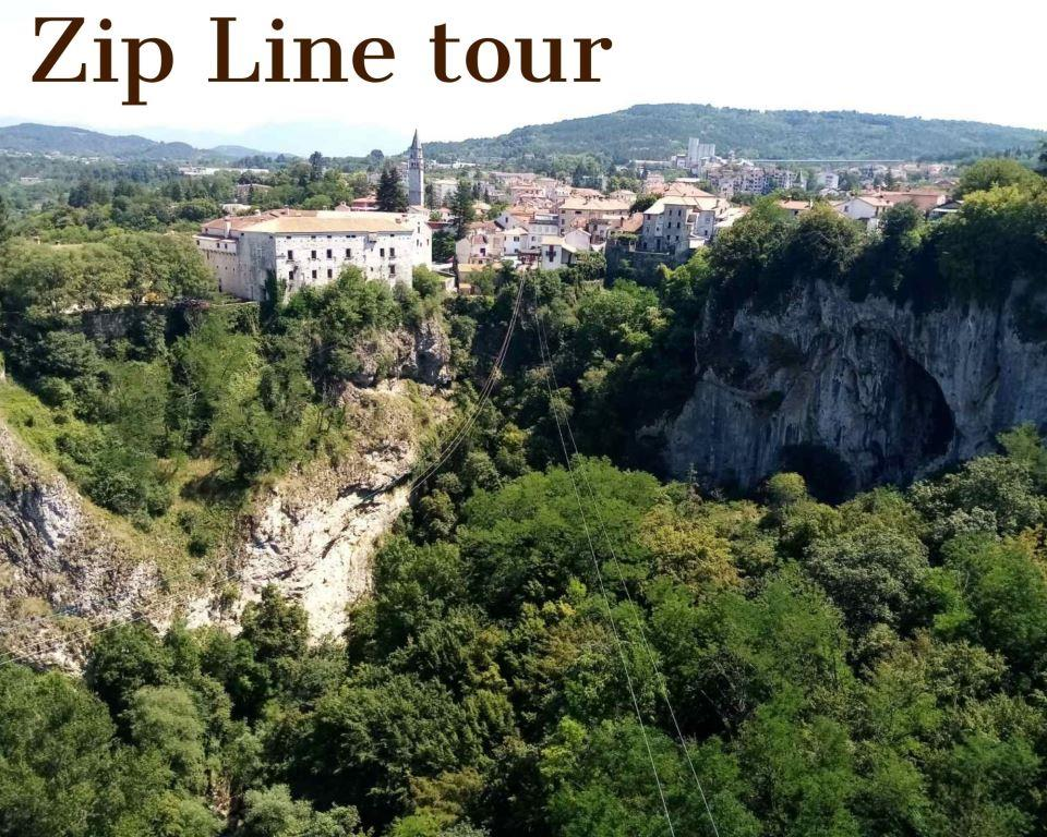 quad tours, zip line,